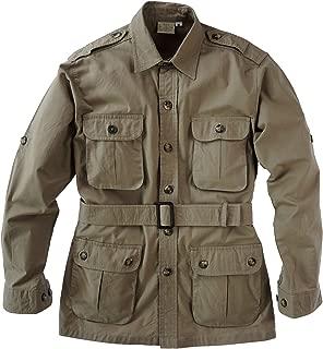 safari bush jacket mens