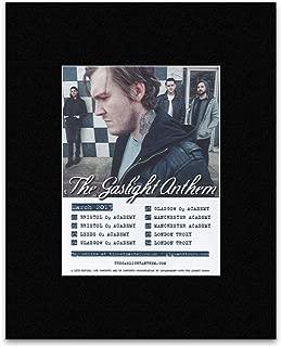 the gaslight anthem tour poster