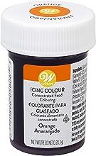 Colorante Alimentare Wilton Arancio concentrato in gel da 28 gr arancione icing color