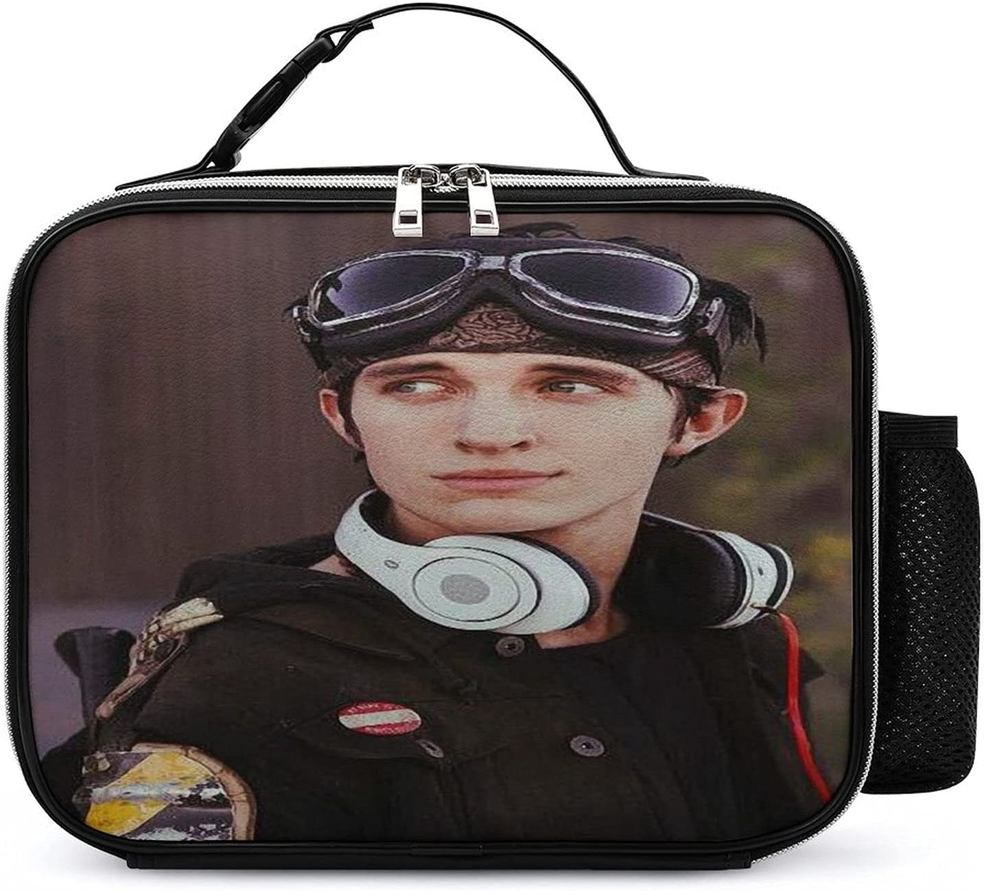 Airkungfu 2021 Z Na-Tion 90s Horror Max 76% OFF Movie Lunch Merch Bag Leather PU
