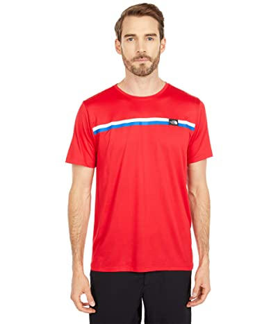 The North Face Americana Reaxion Short Sleeve Graphic Tee Men