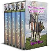The Complete Gumboot & Gumshoe Series (a 5 box set of funny & quirky cozy mysteries for animal lovers) (The Gumboot & Gums...