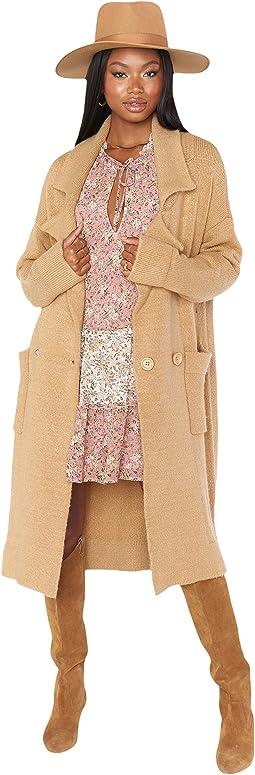Melrose Sweater Jacket