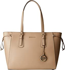 2a0eaca355463 Truffle. 1. MICHAEL Michael Kors. Voyager Medium Multifunction Top ...