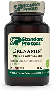 Sponsored Ad - Standard Process Drenamin - Whole Food Antioxidant, Mood Support, Adrenal Support and Immune Support with S...