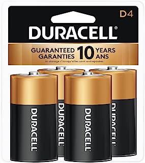 Procter & Gamble DURMN1300R4Z Duracell Alkaline General Purpose Battery