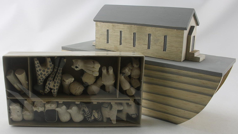 East of India Large Noah's Ark Set