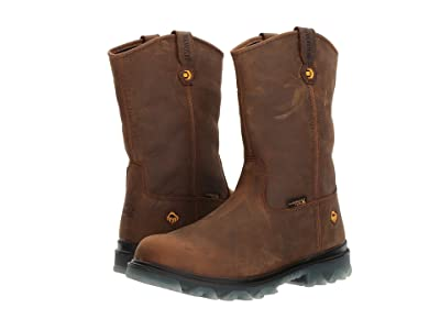 Wolverine I-90 Welly CarbonMAX (Sudan Brown) Men