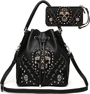 Best skull concealed carry purse Reviews