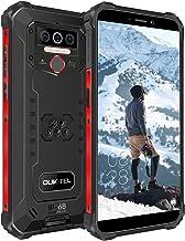 OUKITEL WP5 (2020) Rugged Smartphone, 8000mAh Battery IP68 Waterproof Android 10 Unlocked Cell Phones 4G LTE Dual SIM, 5.5...