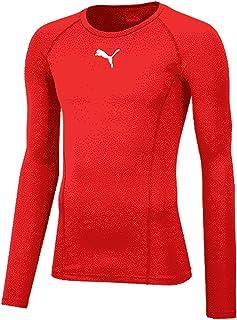 PUMA Men's Liga Baselayer Tee Ls Functional Underwear