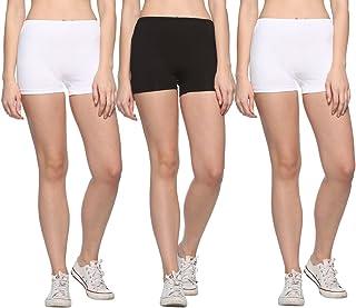 69GAL Women Short (112W3_P$_Pack of 3)