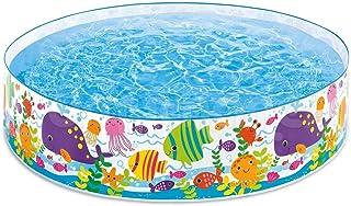 Intex 56452 Snap Set Pool Ocean Play - Multicolor