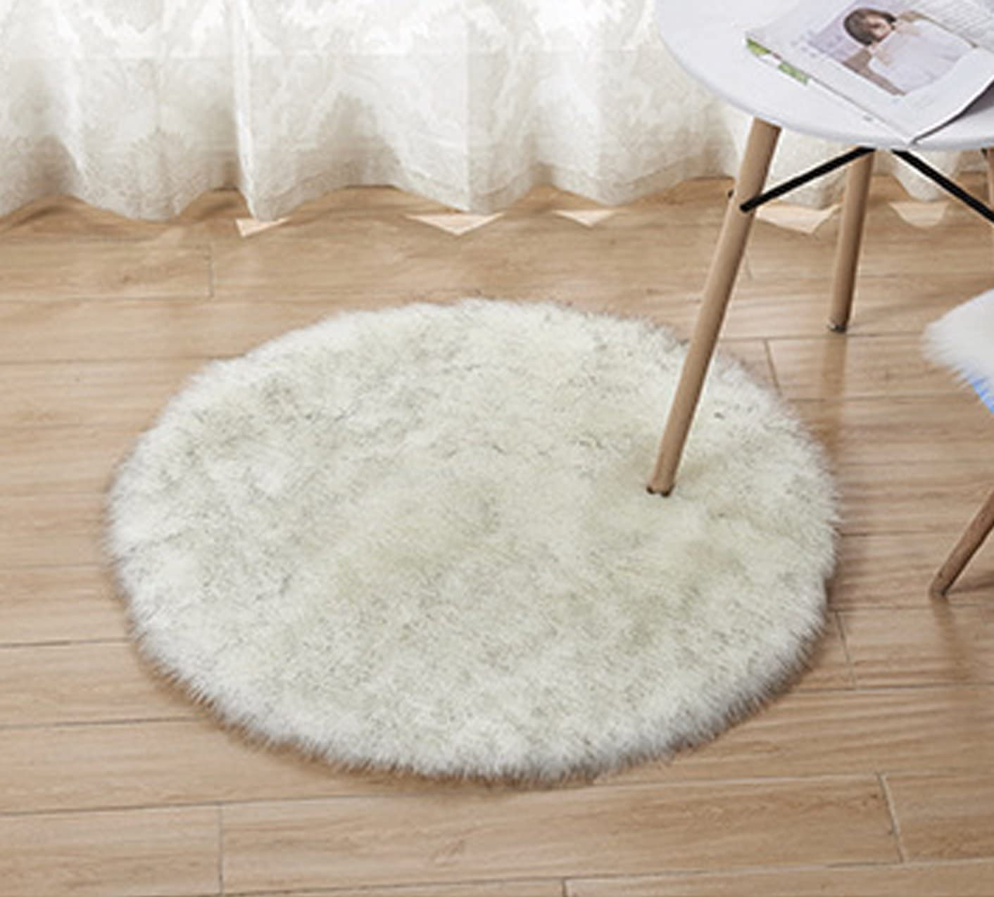 Faux Fur Sheepskin Max 68% OFF SALENEW very popular Area Rug Baby Rugs Home Fluffy Bedroom D