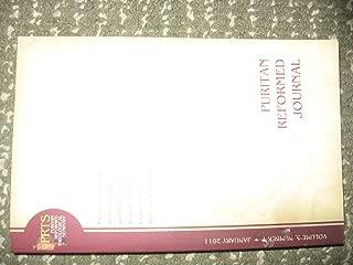Puritan Reformed Journal, Volume 3, Number 2, 2011