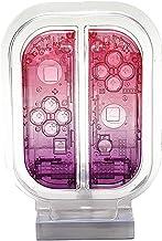 KESOTO Caixa de controle portátil, gradiente transparente brilhante colorido, caixa de proteção faça você mesmo para conso...