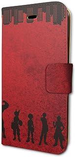 僕のヒーローアカデミア 02 イメージデザイン 手帳型スマホケース iPhone6/6s/7/8兼用