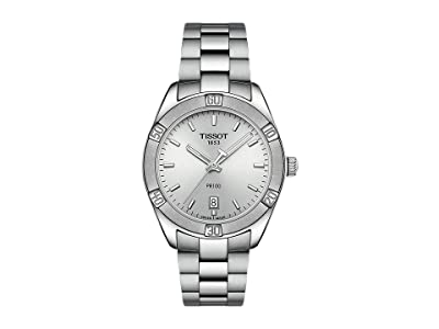 Tissot PR 100 Sport Chic T1019101103100 (Silver) Watches