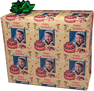 Best personalized photo wrapping paper Reviews