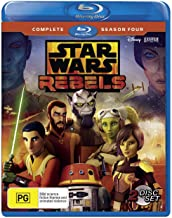Star Wars Rebels: Season 4 (Blu-ray)