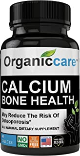 Exclusively Formulated for Bone Health, Superior Absorption, Calcium and Vitamin D3 Mineral Supplement, Supports Bone Strength and Health