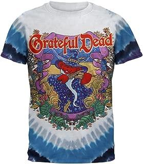 Liquid Blue Grateful Dead - Terrapin Moon Tie Dye T-Shirt