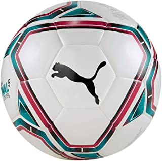 PUMA Teamfinal 21 Lite Ball 350g Balón de Fútbol, Unisex Adulto