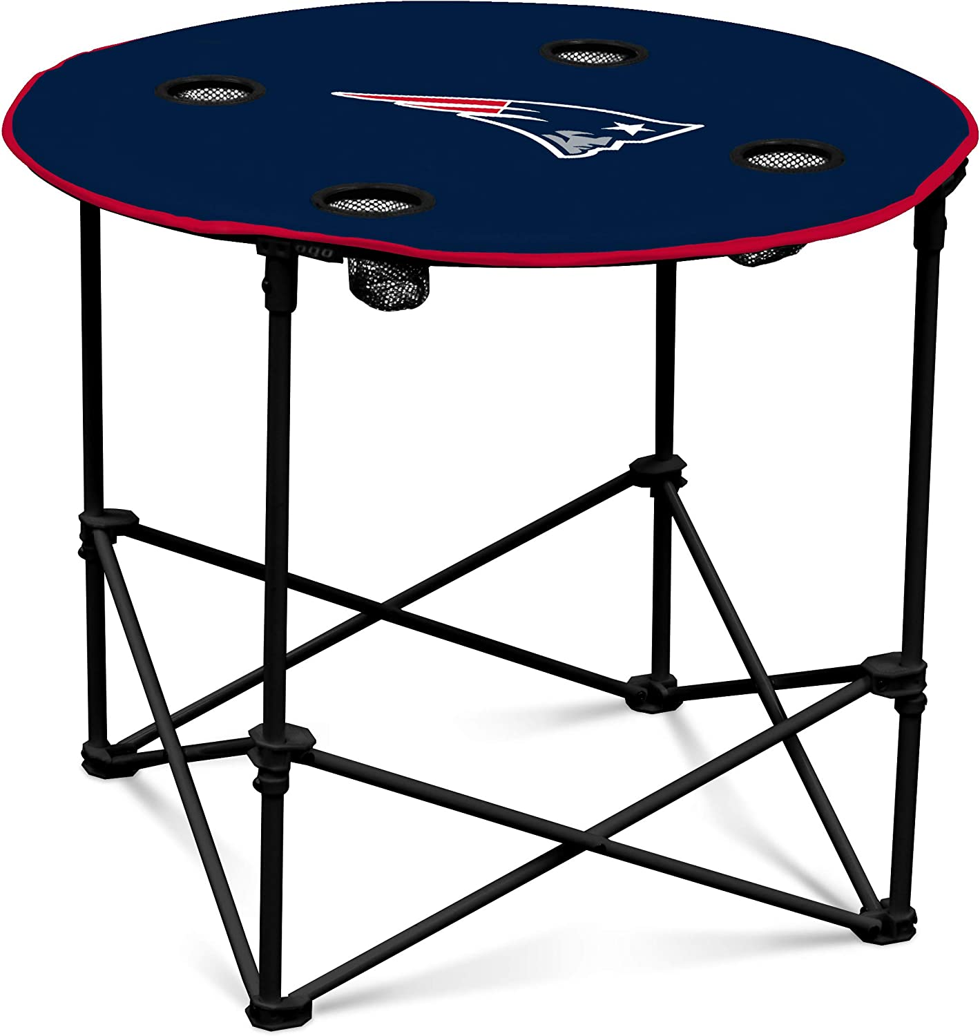 NFL New England Patriots   Round Table by Logo Brands