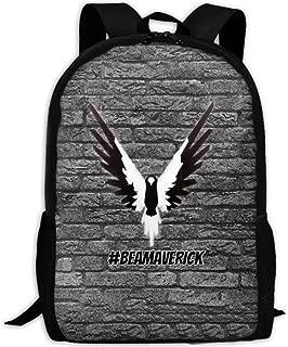 black maverick backpack