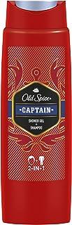 Old Spice Captain żel pod prysznic i szampon, dla mężczyzn, 400 ml