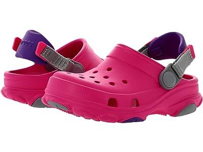 Crocs Kids Classic All-Terrain Clog (Toddler/Little Kid/Big Kid) Girl