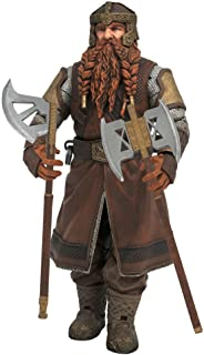 The Lord of the Rings: Gimli Action Figure, Multicolor