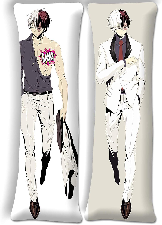 My Las Vegas Mall Hero Academia Todoroki Shoto Body Anime Pillow Ani Same day shipping Pillowcase