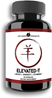 Extra Strength Test Booster - Horny Goat Weed 1000mg | L-Arginine | DHEA, Tribulus, Maca Root l Peak Performance l Blood Flow & Stamina | Primal Male Enhancement T-Level Boost | Men & Women