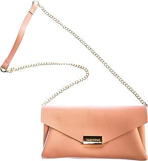 Valentino by Mario Valentino Arpie Ladies Clutch Bag in Dusty Pink