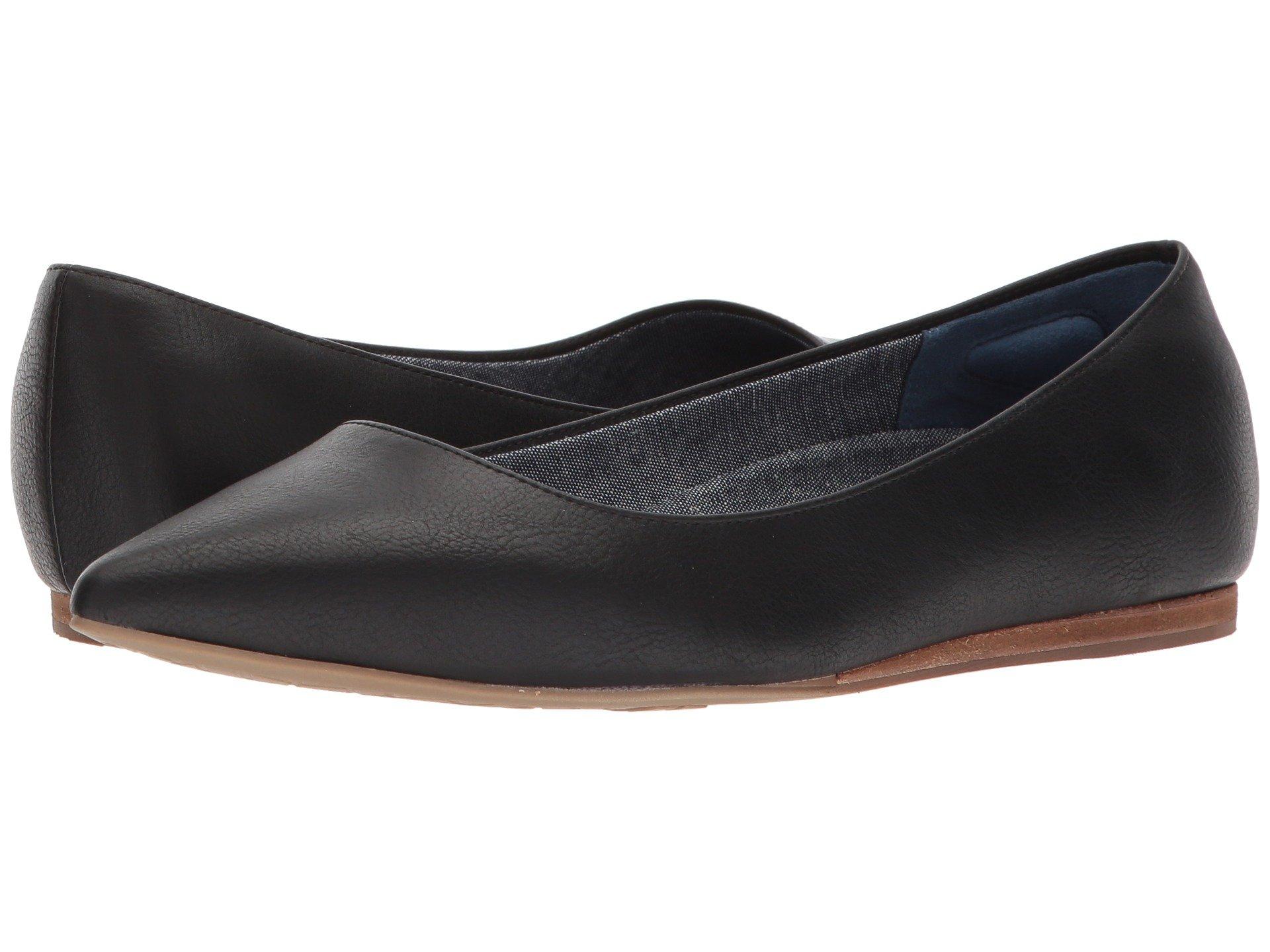 Dr. Scholl's Shoes Women's Leader Ballet Flat 7.5