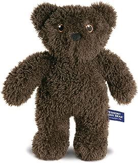 Vermont Teddy Bear Stuffed Bear - Brown Teddy Bear, 14 Inch, Dark Brown, Take Along Teddy
