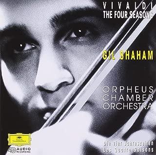 Vivaldi: 4 Seasons / Kreisler: Concerto for Violin