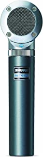 Shure BETA 181/S Ultra-Compact Side-Address Instrument Microphone with Supercardioid Polar Pattern Capsule