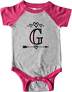 inktastic Letter G Monogram Tribal Arrow Infant Creeper