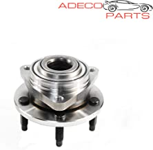 AdecoAutoParts/© Front Wheel Bearing /& Hub Assembly Replacement 515119 BR930759 for Ford F150 4WD 2009 2010 Non Heavy Duty Payload Package