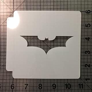 batman logo stencils for spray painting