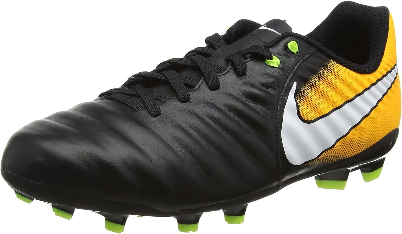 Nike Unisex-Erwachsene Tiempo Ligera Iv Fg Jr 897725 008 Turnschuhe Obermaterial
