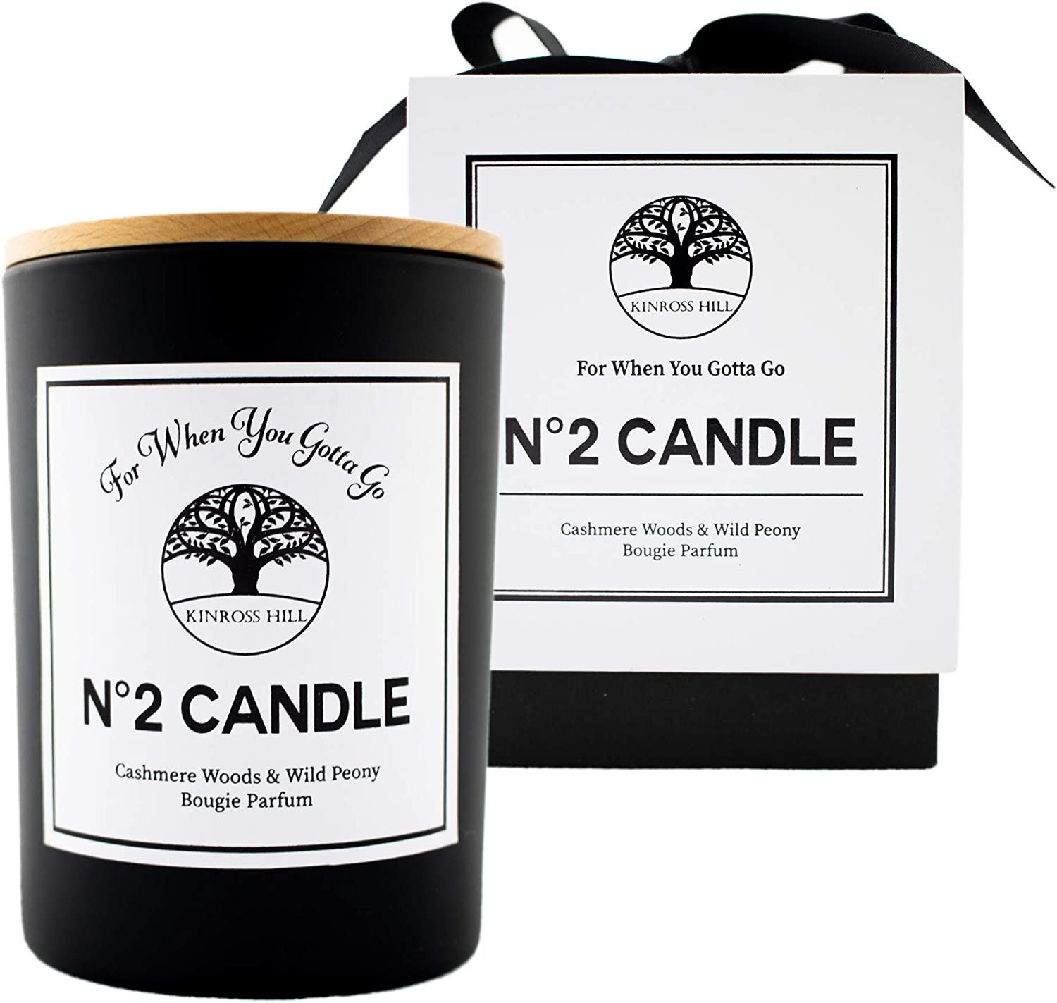 No 2 - Cashmere Max 67% OFF Woods Wild Natural Peony Soy New color Bathro Wax Scent
