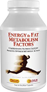 Sponsored Ad - Andrew Lessman Energy & Fat Metabolism Factors 30 Capsules - Promotes Optimum Fat Burning and Energy Metabo...