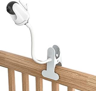 HOLACA Clamp Bracket for VAVA Baby Monitor/Hipp Baby Monitor Screwless Bracket & Adapter Holder