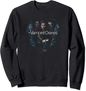 Vampire Diaries Hearts Desire Sweatshirt