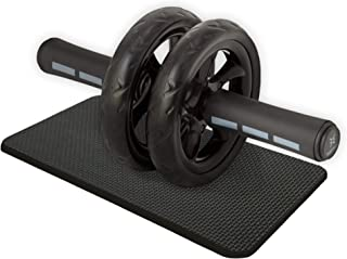 【Amazon限定ブランド】ボディテック(Bodytech) 【腹筋ローラー 耐荷重200kg 超静音】 【プッシュアップバー 2個セット 耐荷重100kg】