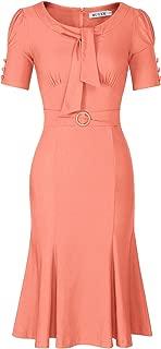 Orange Dress Style