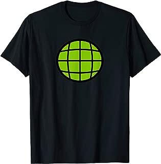 Planeteer Team Logo Halloween Costume 90's Retro Group Idea T-Shirt